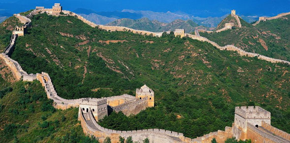 GreatWall-China กำแพงเมืองจีน