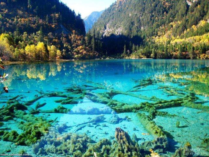 Jiuzhaigou 1