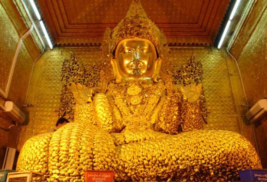 maha-myat-muni-pagoda
