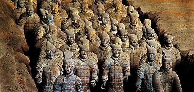 The Terracotta Warriors สุสานจิ๋นซี 1