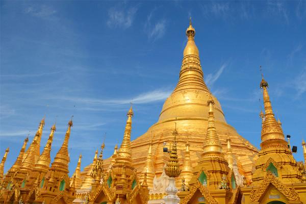 Yangon-Shwedagon-Pagoda